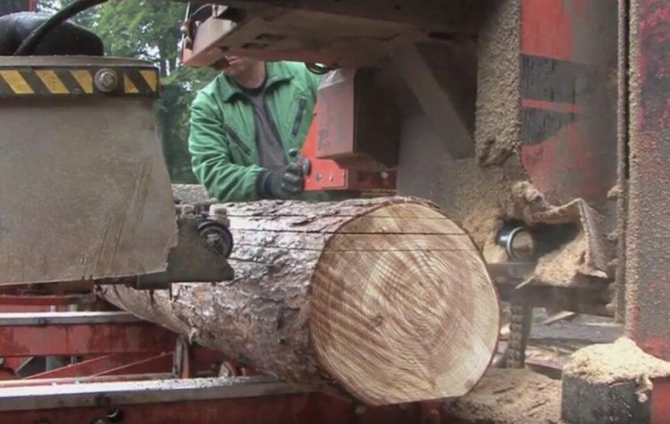 lubeck sawmill